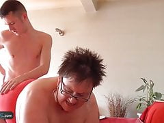 AgedLove Heavy mature Expensive hardcore with Sam Bourne