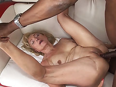 our moms first obese cock interracial fuck chore