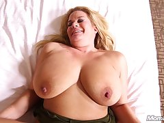 Big Beautiful Women Big Natural Bristols Blond materfamilias