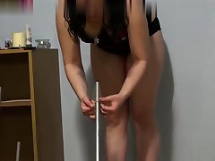 Horny MILF Has Some Larder Damage Fun with Toys