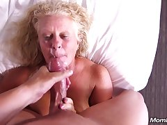 Mother I´d Like To Fuck Pov Porn Lyla 48 Years Blond Hair Girl Mommy Sperm - cum shot