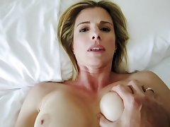 Cataloguing a Bed with my Step Mom on Hot Summer Shady - Cory Chase