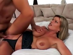 Kristal Summers Blonde Bimbo Whore AirBags
