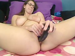 hot stepmommy masturbating