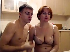 MILF Shafting with Young Boy MILF Young b ne
