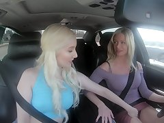First time lesbian experience with daughter's best friend Vera Bliss