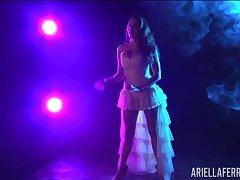 Ariella Ferrera in Glamour Shoot - ariellaferrera