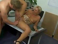 German straight bear marc spermand fuck granny