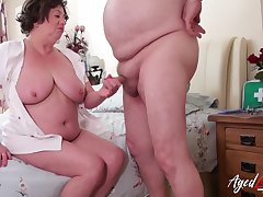 AgedLovE Mature Little one Trisha Hardcore Flourishing