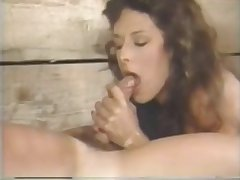 A Great Blowjob In The Barn