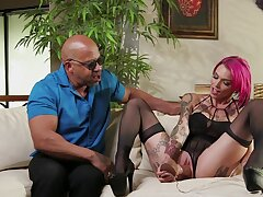 Inked alt girl Anna Bell Peaks shows why she's so treasured