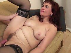 Old Granny Making love And Men Simona - Cougar